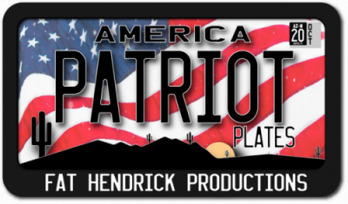 Patriot Plate