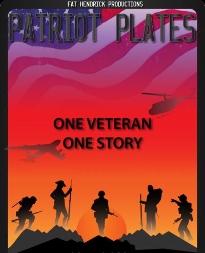 Patriot Plates Poster
