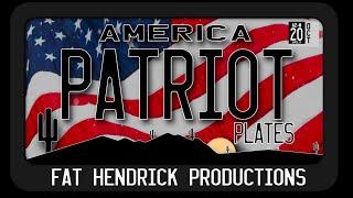 Patriot Plates Trailer A